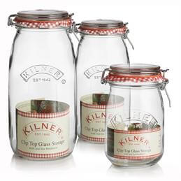 Kilner Traditional Clip Top Jar