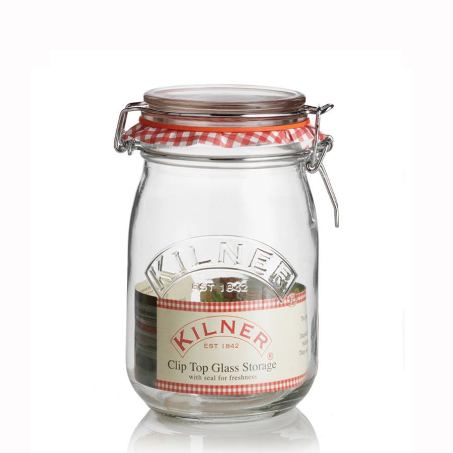 Kilner Traditional Clip Top Jar Jarrold Norwich