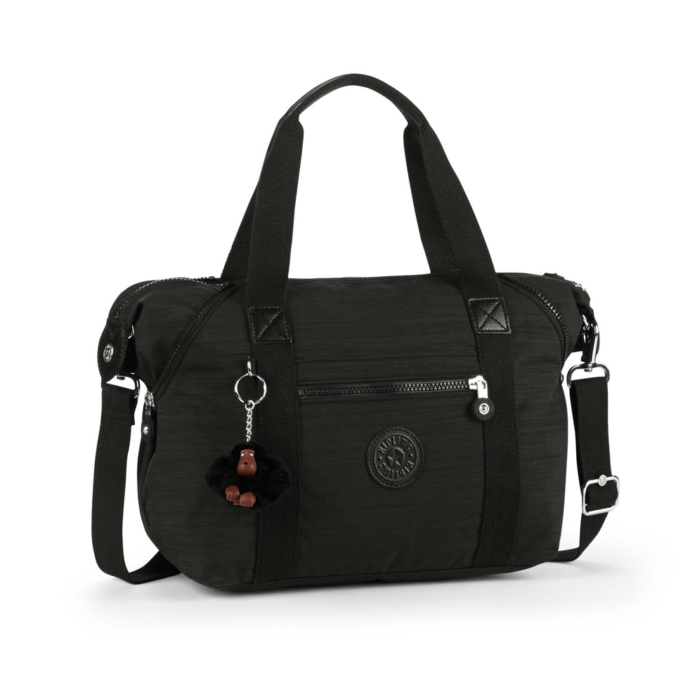 K12645H53 57ca7502fd561f13504158d6 18038927. kipling art s handbag dazz  black backpacks   shoulder bags   jarrolds norwich ... d9a4c38e81