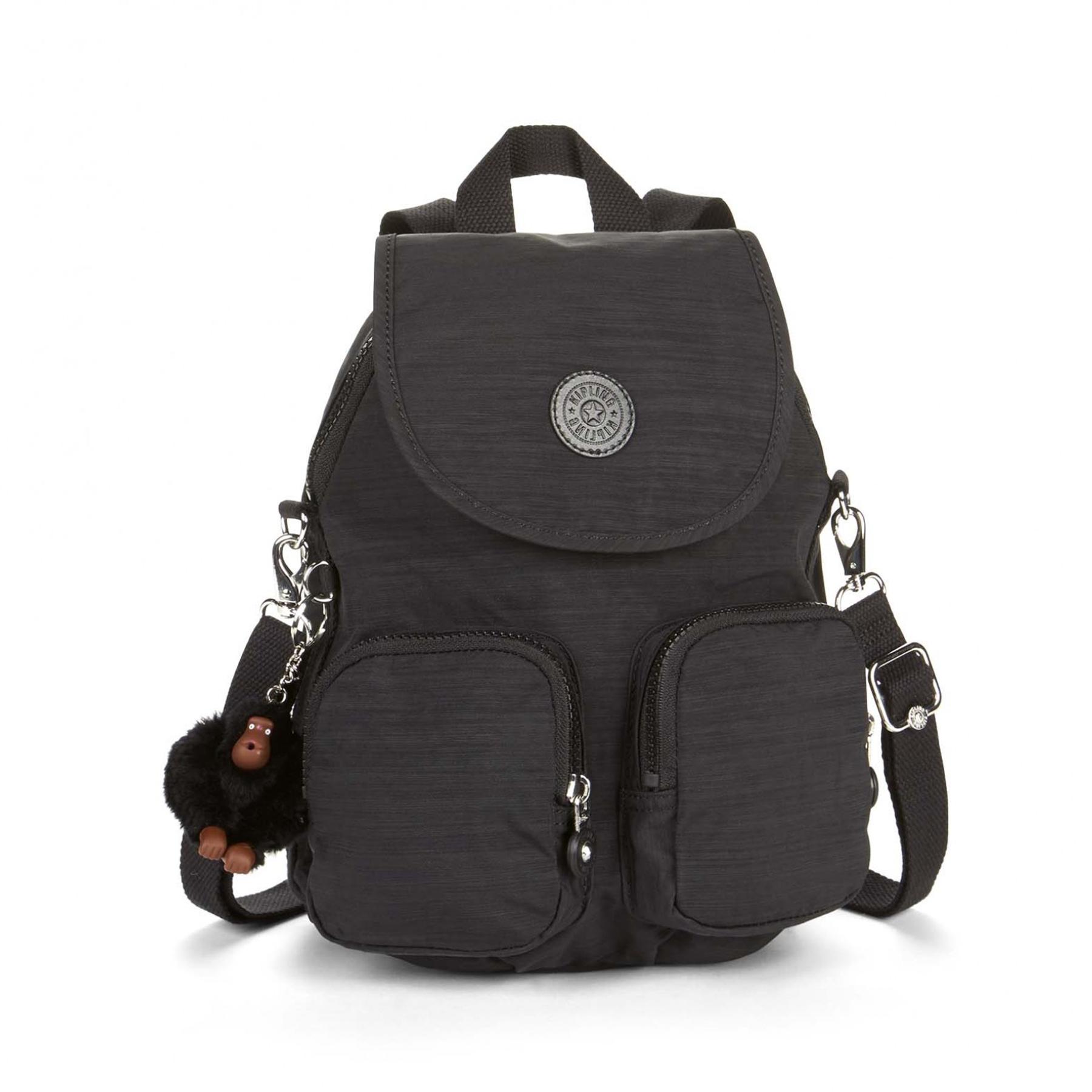 K23512H53 5938f608fd561f1008d05f40 19571416. kipling firefly up backpack  dazz black backpacks   shoulder bags   jarrolds norwich . 3fd3e1ed6c