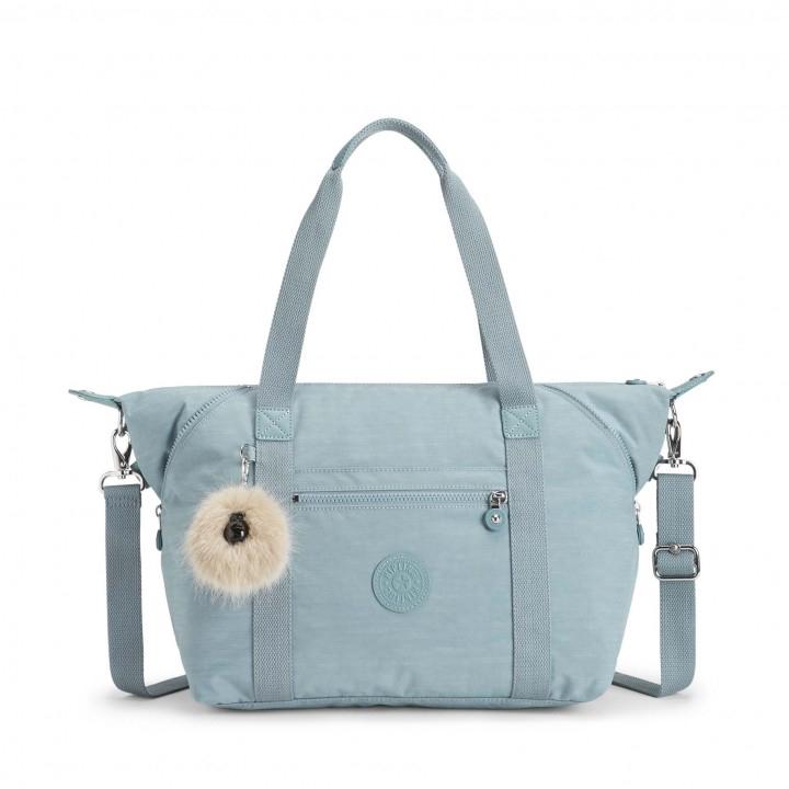 K2109184F 5a4c8e33fd561f05045d7700 20469986. kipling art tote style handbag  dazz soft aloe backpacks   shoulder bags   jarrolds ... cd2d5825e4