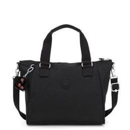 Kipling Amiel True Black Handbag