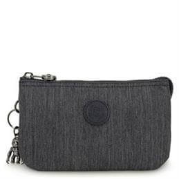 Kipling Creativity Active Denim Large Purse