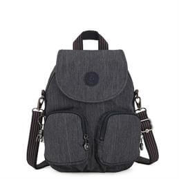 Kipling Firefly Up Active Denim Small Multiway Backpack