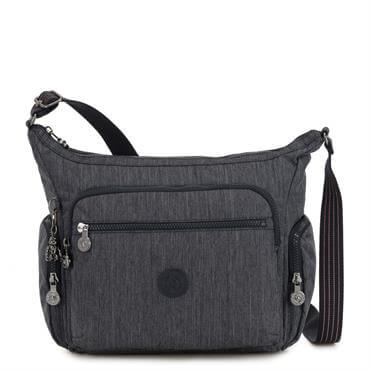 acdb98d7462c ... Kipling Gabbie Active Denim Medium Cross Body Bag