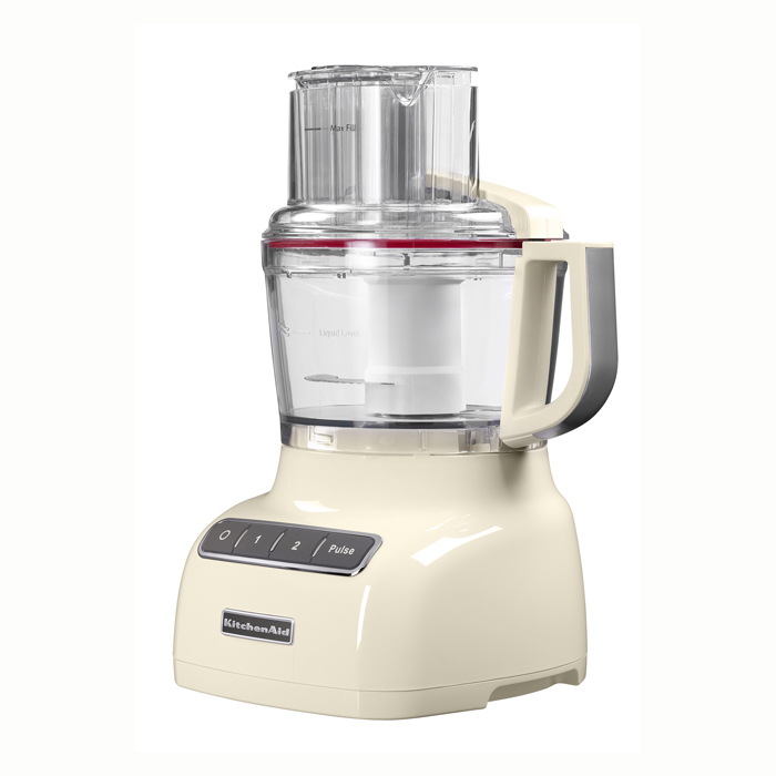 Kitchenaid 2 1 ltr food processor almond cream jarrold for Kitchen 17 delivery
