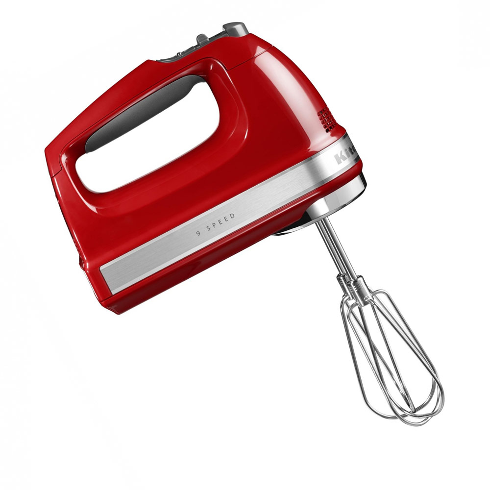 Kitchenaid digital hand mixer empire red jarrold norwich for Kitchenaid hand mixer