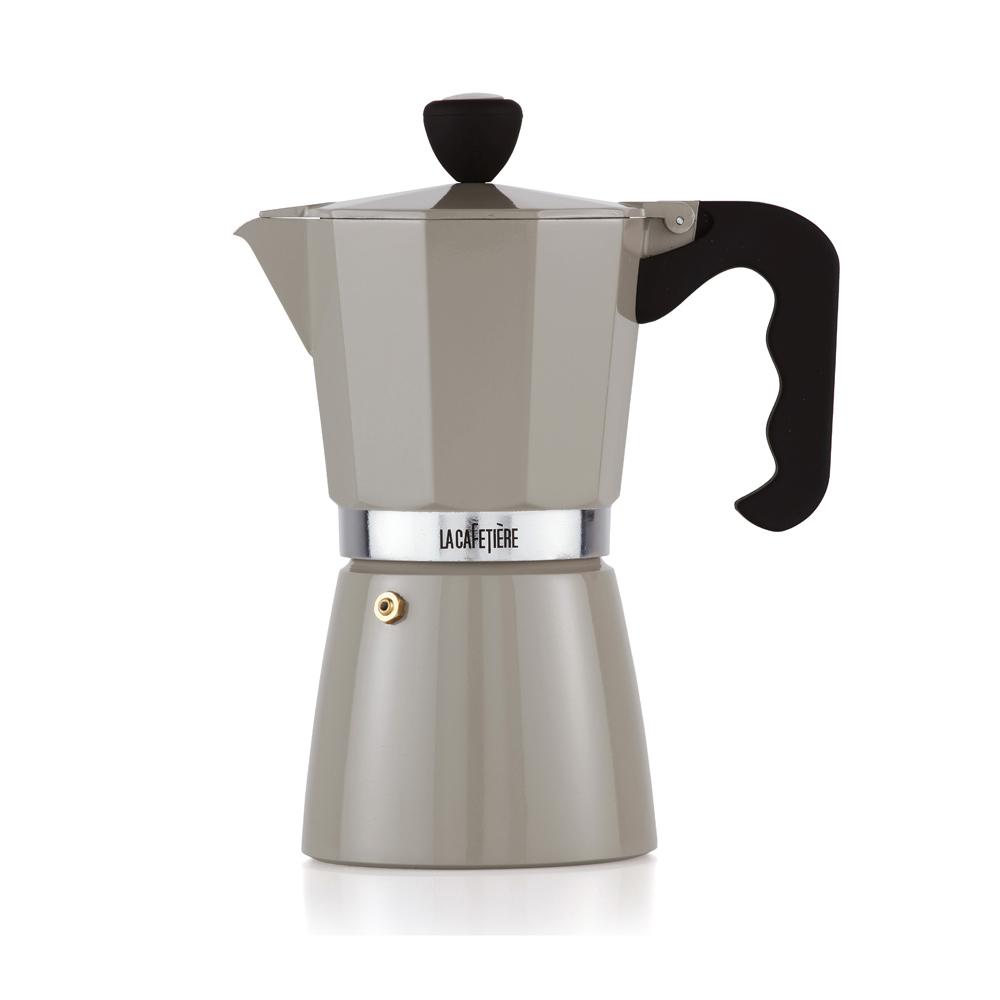 Cafetiere Espresso Maker ~ La cafetiere warm grey classic espresso maker jarrold