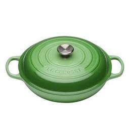Le Creuset Cast Iron 26cm Shallow Casserole: Rosemary
