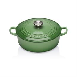 Le Creuset Cast Iron 22cm Risotto Pot: Rosemary
