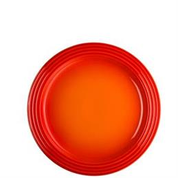 Le Creuset Volcanic Dinner Plate