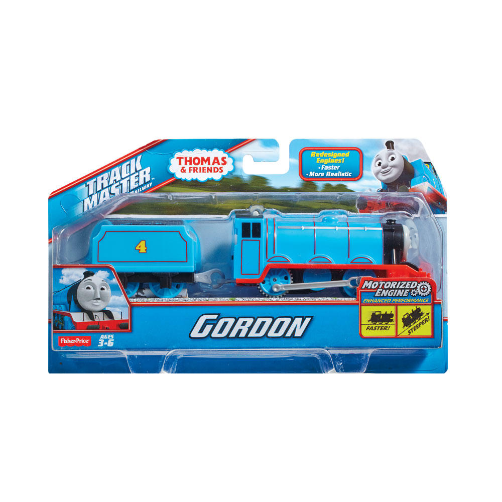 Fisher Price Thomas Amp Friends Trackmaster Gordon Cars