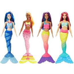Mattel Barbie Dreamtopia Mermaid Assorted