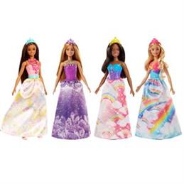 Mattel Barbie Fairytale Princess Assorted