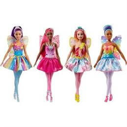 Mattel Barbie Dreamtopia Fairy Assorted