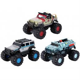 Mattel Jurassic World 1.24 Trucks Assorted