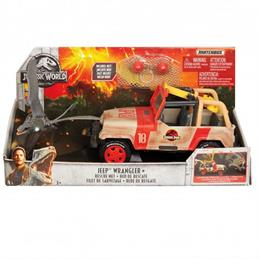 Mattel Jurassic World Jeep Wrangler