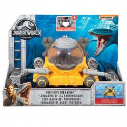 Mattell Jurassic World Light & Sounds Vehicle Assorted
