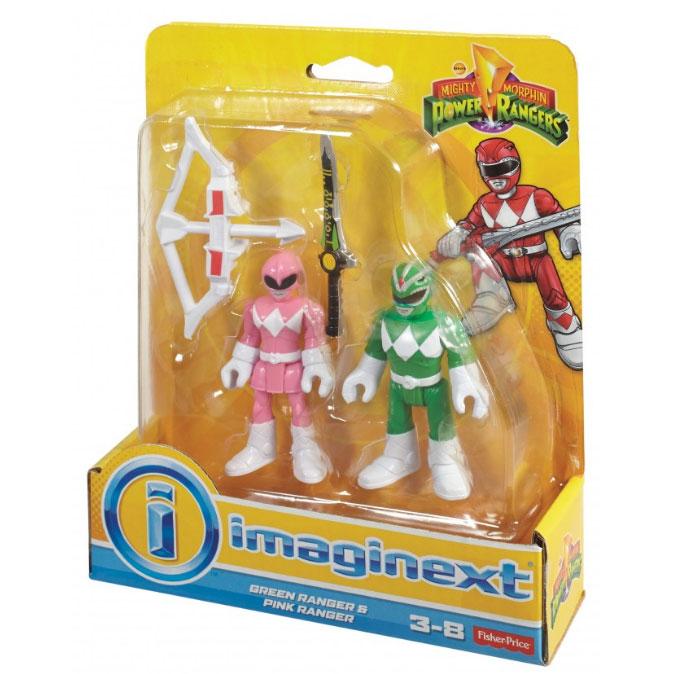 Mattel Imaginext Power Rangers Basic   Assortment