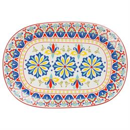 Maxwell & Williams Lanka Oblong Serving Platter: 40cm x 28cm