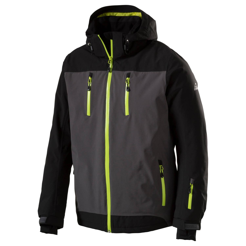 McKINLEY Men s Alexander Ski Jacket- Black Night  acdc3b3dc