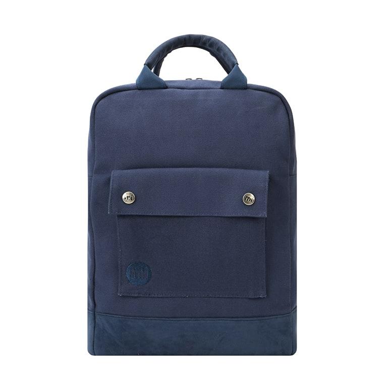 742910002 59fad09ffd561f2920f838ec 20223816 20223823. mi pac tote navy  backpack backpacks   shoulder bags   jarrolds norwich norfolk 9e3076f339
