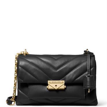 9246253f386117 ... Michael Michael Kors Cece Medium Quilted Leather Shoulder Bag