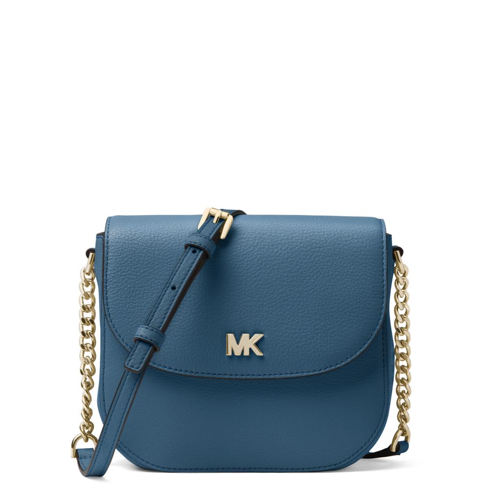 3ff36e59481b Michael Michael Kors Pebbled Leather Dome Crossbody Bag | Handbags ...