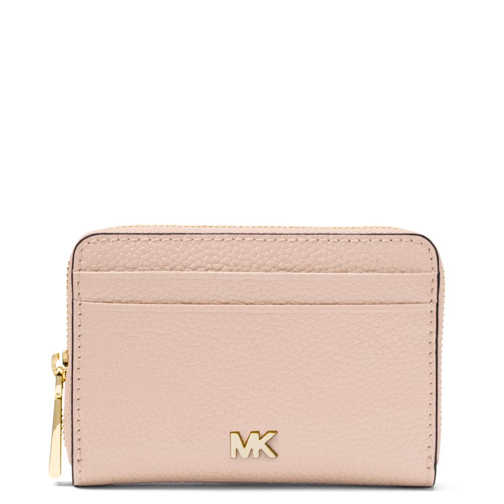 8902a8de8255 Michael Michael Kors Small Pebbled Leather Wallet | Handbags ...