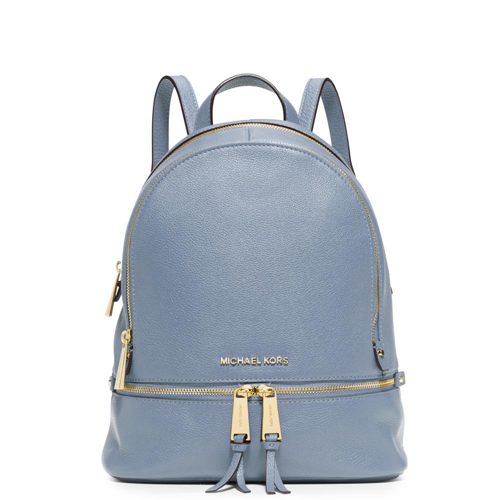 0be2c087e6ec Michael Michael Kors Rhea Medium Leather Backpack | Handbags ...