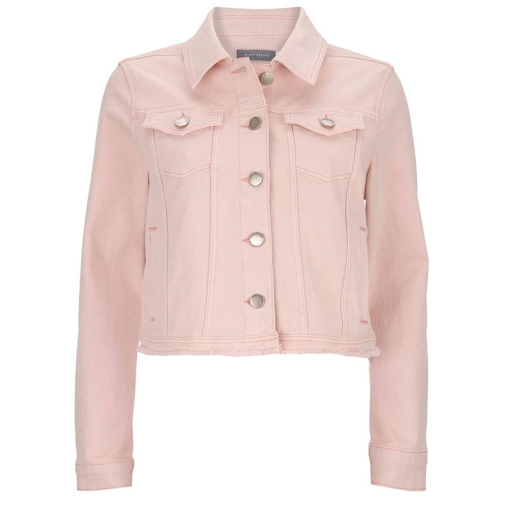 b80ed6a8b8f30 Mint Velvet Apricot Denim Western Jacket | Coats & Jackets | Coats & Jackets  | Jarrolds Norwich, Norfolk