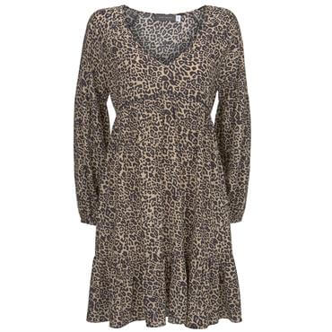 bd67b8b95e6 Luisa Cerano Ethnic Print Midi Dress £449.00; Mint Velvet Philippa Leopard Smock  Dress