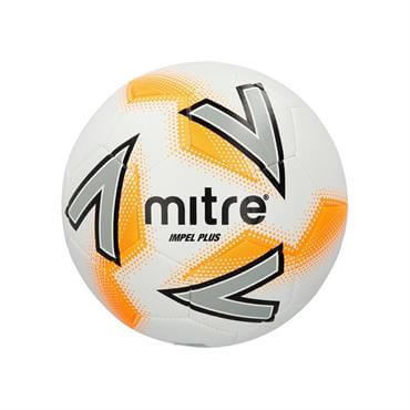 Nike Mercurial Fade Football- Volt Metallic £14.95 · Mitre Impel Plus 30  Football- White Silver Orange 8b857cb660c2b