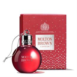 Molton Brown Frankincense & Allspice Festive Bauble Bath Gel 75ml