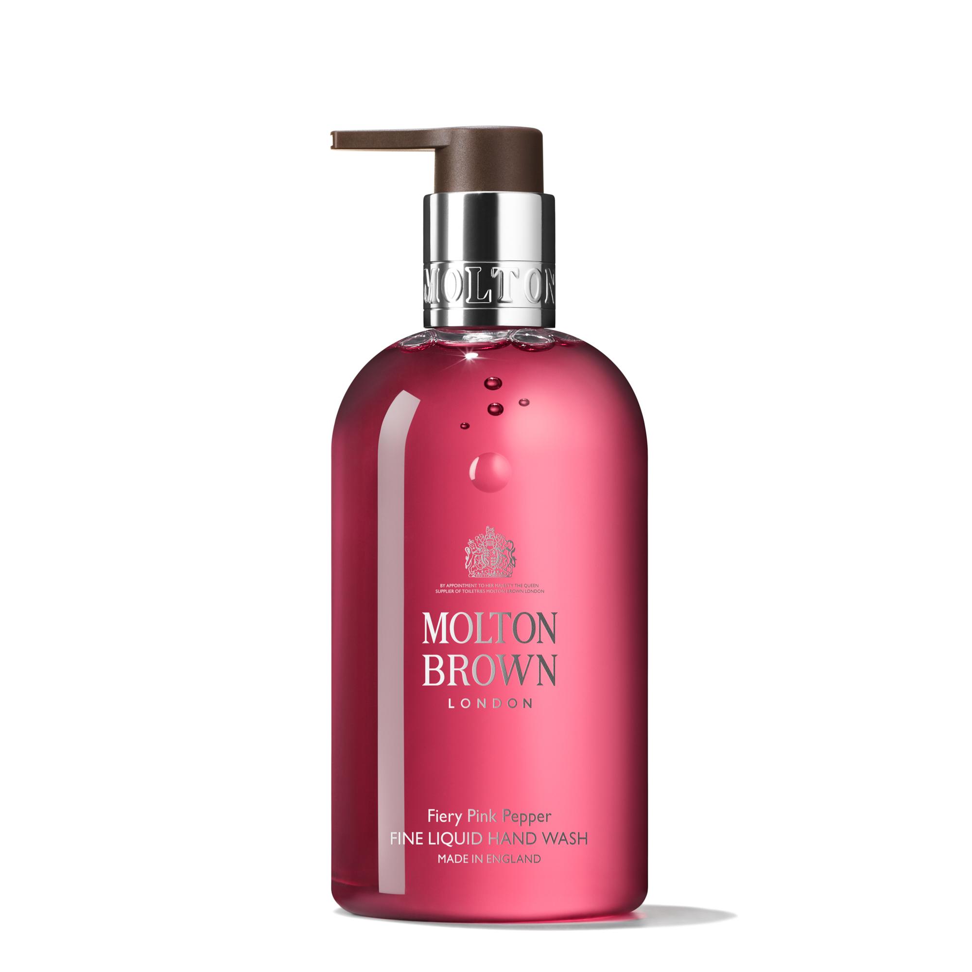 195044c028e0 Molton Brown Fiery Pink Pepper Fine Liquid Hand Wash 300ml