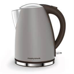 Morphy Richards Accents Jug Kettle: Pebble