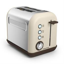 Morphy Richards Accents Sand 2 Slice Toaster