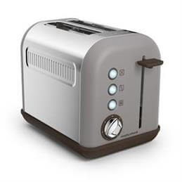Morphy Richards Accents 2 Slice Toaster: Pebble