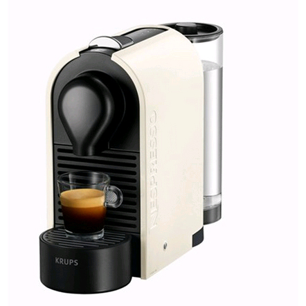 Krups nespresso u pure cream jarrold norwich for Kitchen 17 delivery