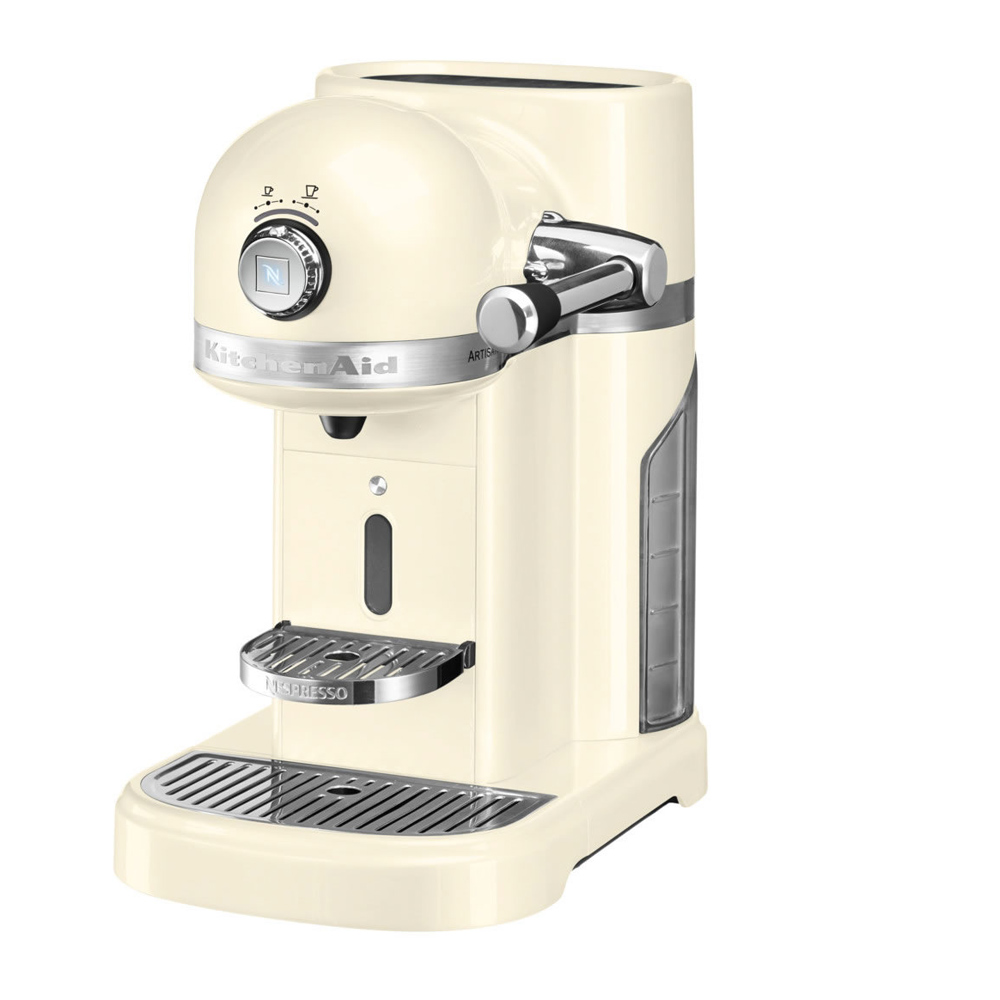 Kitchenaid nespresso coffee machine almond jarrold norwich for Kitchen 17 delivery