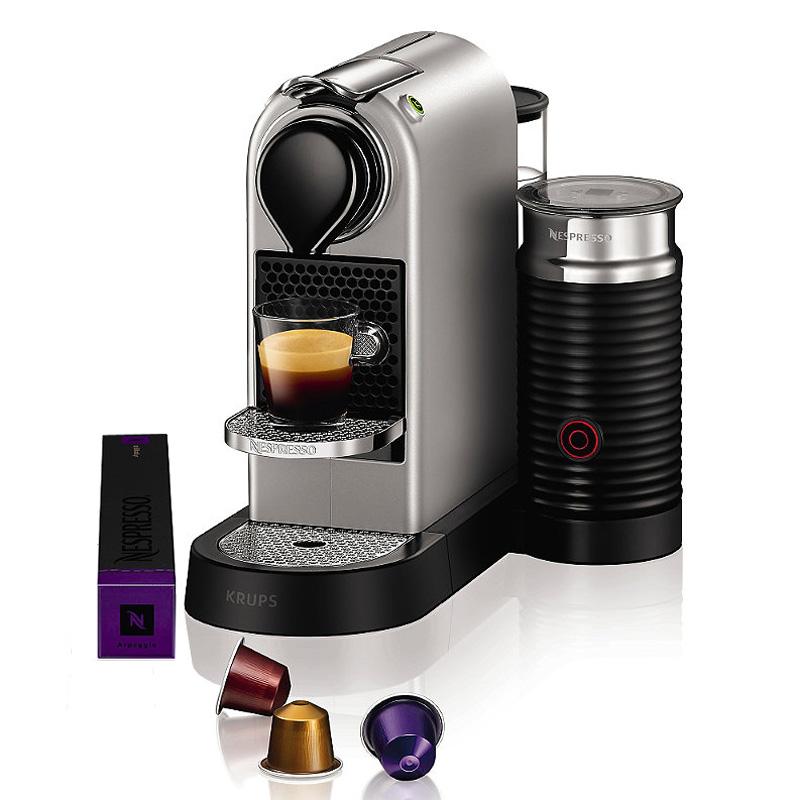 Nespresso Citiz.Krups Citiz U0026 Milk. Nespresso Citiz Delonghi ...