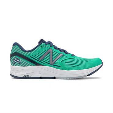 low priced 04d8f d75ef ... New Balance Women s 860v6 Running Shoes - Black Tidepool