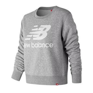 1553d850 ... Black/Jet £50.00; New Balance Women's Essential Crew Sweatshirt -  Athletic Grey