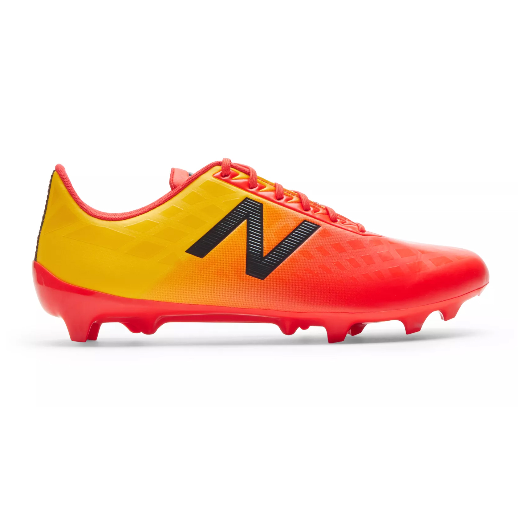 New Balance Men s Furon v4 Dispatch FG Football Boot- Flame  bc1d4be88736c