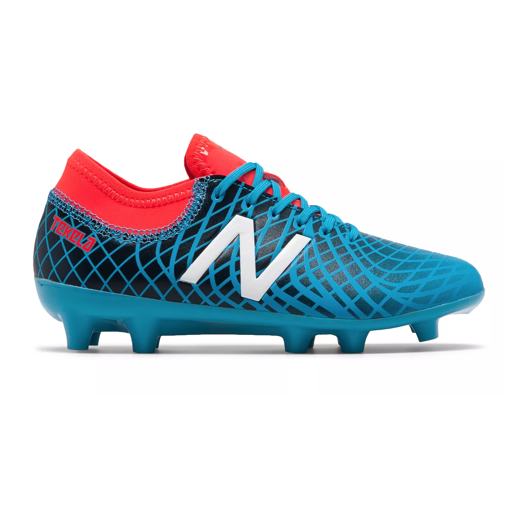 New Balance Junior Tekela Magique FG Football Boot- Polaris  7fb8e9f322d88