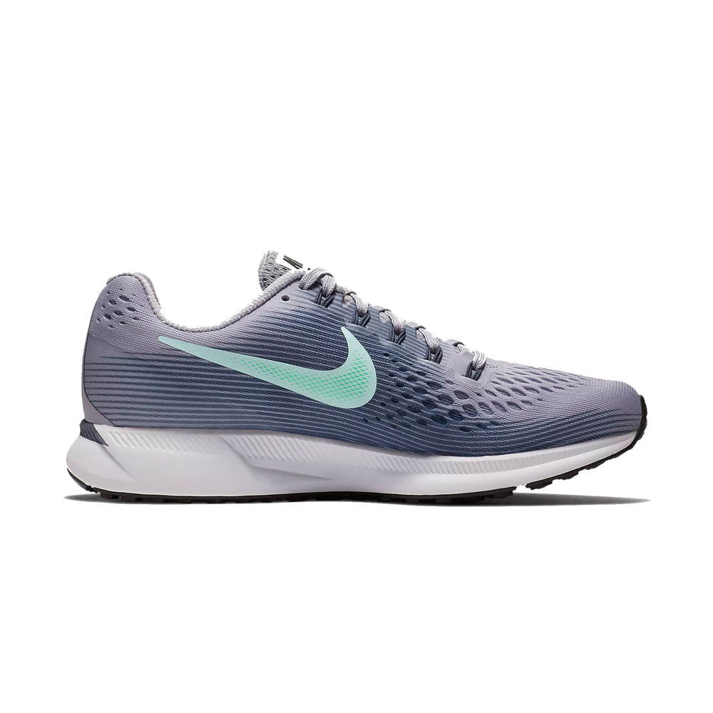 26c6fc929f812 ... free shipping nike womens air zoom pegasus 34 running shoes provence  purple d7444 6e703