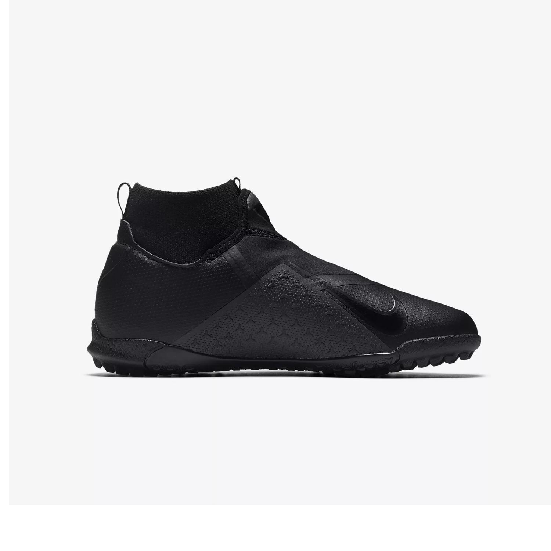 537fa4843 Nike Mens Phantom Vision Academy Dynamic Fit Turf Football Boot Black