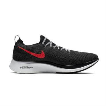 2c88f54071b ... Nike Men s Zoom Fly Flyknit Running Shoes - Black Bright Crimson