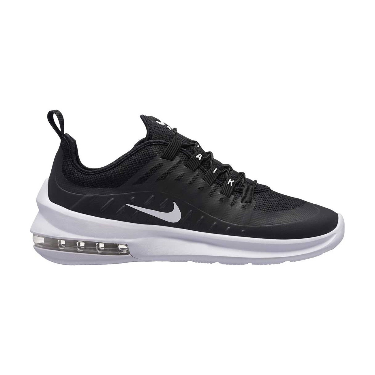 a9d05a687d Nike Men's Air Max Axis Trainers - Black/White   Men's Running Shoes ...