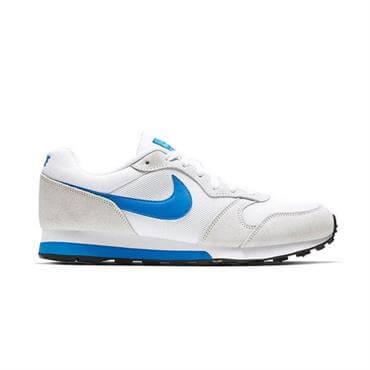 9c4645b2343 ... Nike Men s MD Runner 2 Running Shoe - White Photo Blue